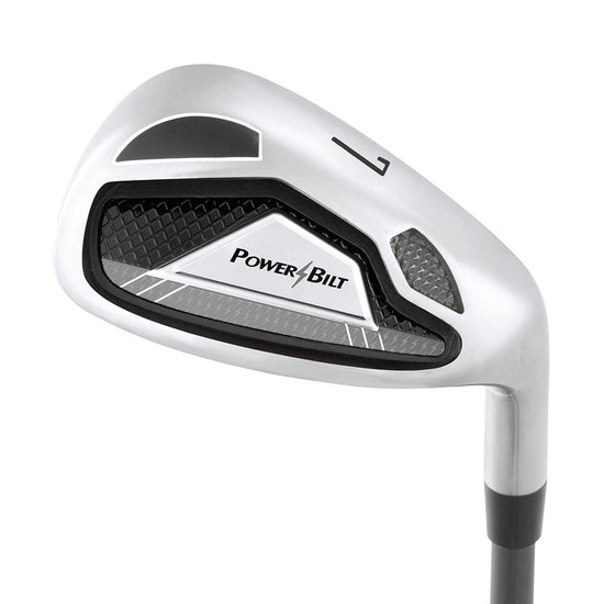 Junior's 7-Iron - Silver Series (Ages 9-12) - Powerbilt