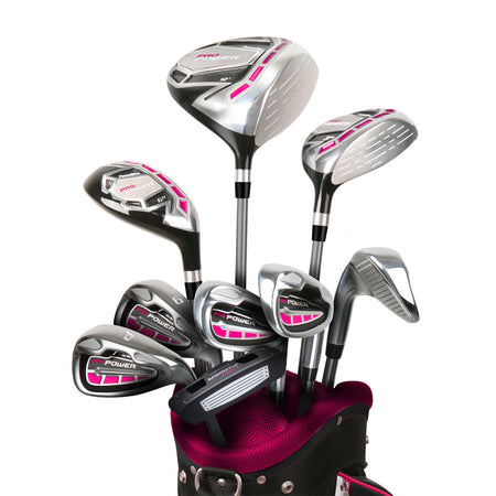 Women's Pro Power Golf Set