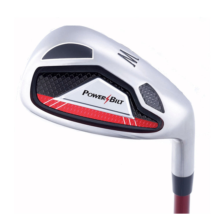 Junior's Wedge - Red Series (Ages 12+) - Powerbilt