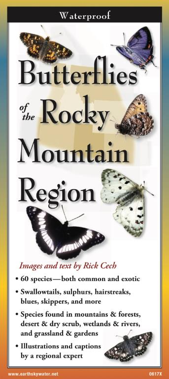 Folding Guide - Common Butterflies of the Rocky Mountain Region