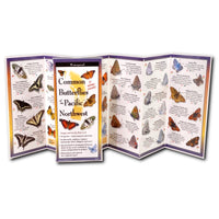 Folding Guide - Common Butterflies of the Pacific Northwest