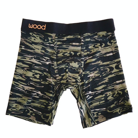 Biker Brief - Liquid Camo [5001B]