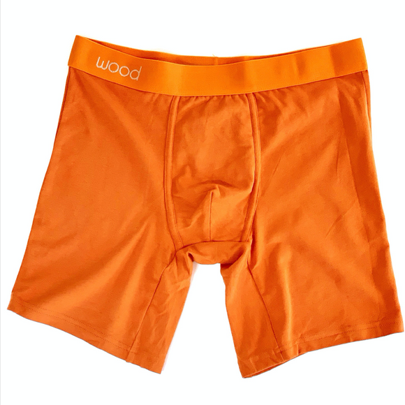 Biker Brief - Orange (同色バンド)  [5001B]