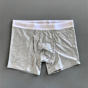Boxer Brief - heather grey  [4501TB]