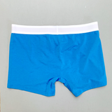 Boxer Brief w/Fly - Blue [4501T]