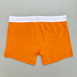 Boxer Brief w/Fly - Orange [4501T]