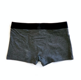 Trunk Brief - Charcoal Heather (黒バンド) [3001B]
