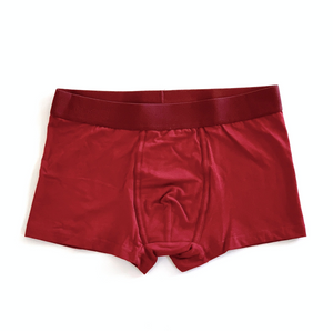 Trunk Brief - burgundy red   [3001B]
