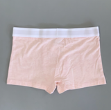 Boxer Brief - Pink Heather [4001H]
