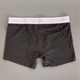 Boxer Brief - Grey [4001]