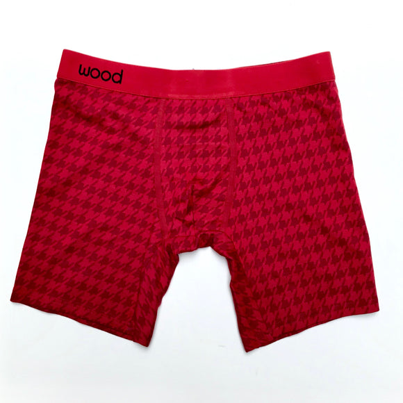 Biker Brief - Red Hound