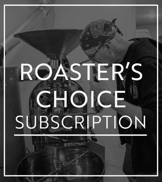 Roaster's Choice Coffee Subscription