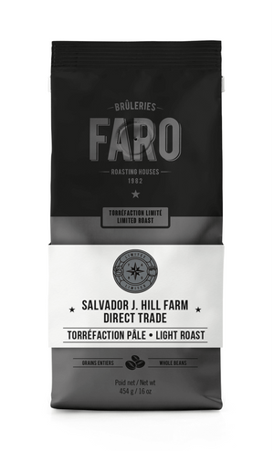 SALVADOR J. HILL FARM (1LB) Café