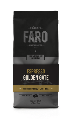 GOLDEN GATE ESPRESSO (1LB) Café