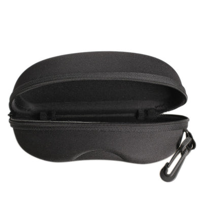 Zipper Sunglasses Hard Case