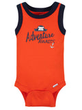 Kit body Gerber Baby Boys Tank  4-Pç