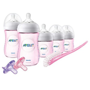 kit Mamadeira Philips Avent Natural Blue
