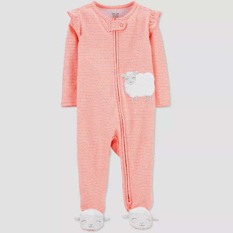 MACACÃO Baby Girls' Sheep Just One You® carter's