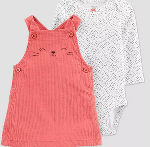 Vestido cat Just One You® feito por Carter's