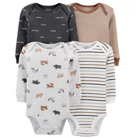 Kit body Animal Print Carter's