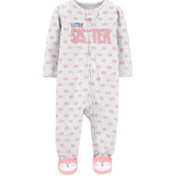 Macacão Infantil Lil Sis One Piece - Just One You® carter's
