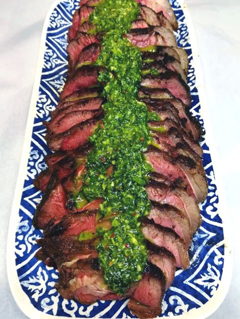 "Chimichurri - The ""Other Pesto"""