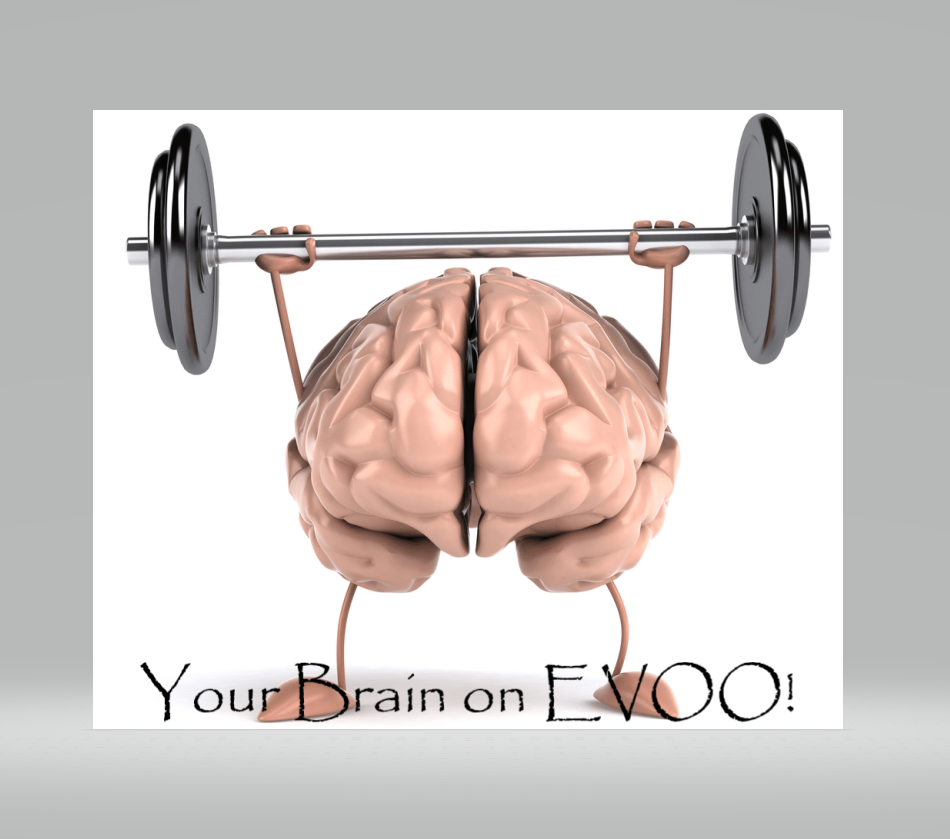 Your Brain on EVOO, Part I - Blog #3