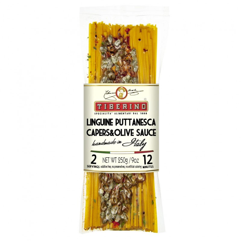 "Linguine ""Puttanesca"""