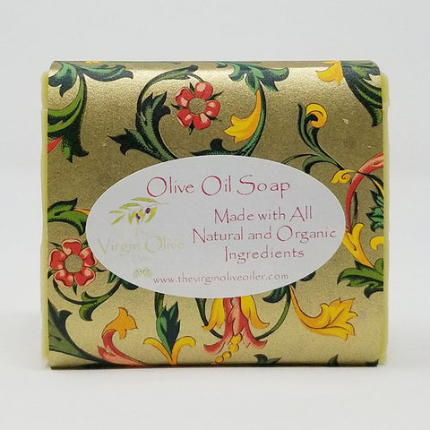 Berries & Twigs Scented All-Natural Handmade Olive Oil Soap