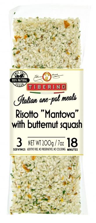 "Risotto ""Mantova"" with butternut squash"