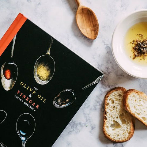 Olive Oil & Vinegar Lover's Cookbook