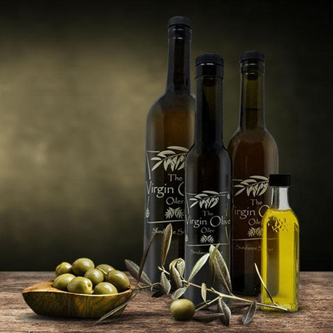 All-Natural Chipotle Olive Oil