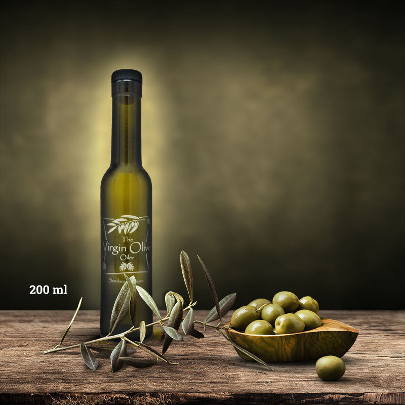 All-Natural White Truffle Pure Olive Oil