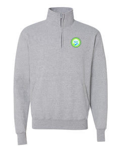 Custom Quarter Zip