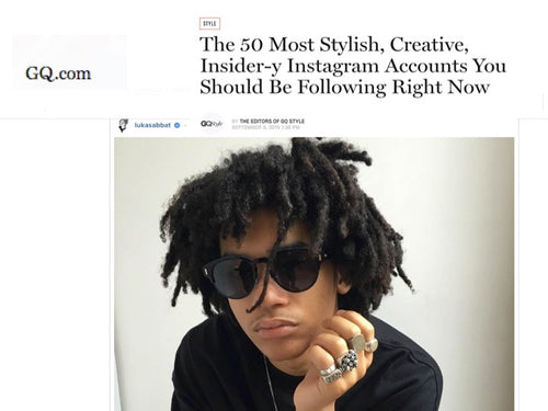GQ.com: The 50 Most Stylish, Creative, Insider-y Instagram Accounts You Should Be Following Right Now