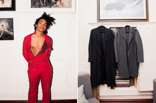 The Coveteur: Luka Sabbat