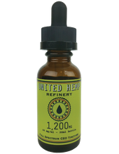1,200mg 30ml Full Spectrum Tincture - United Hemp Refinery CBD