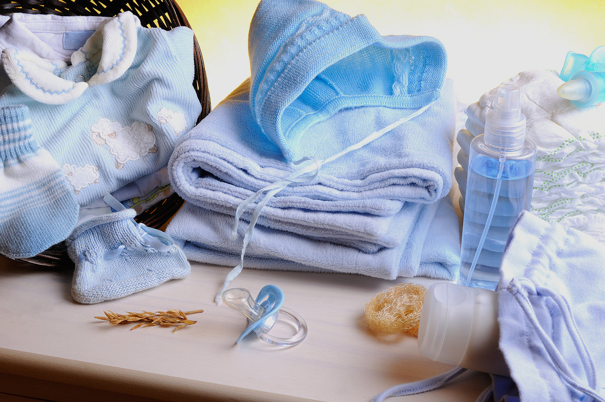 Bare Necessities: Basic Baby Needs