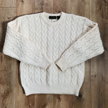 Vintage Eddie Bauer Wool Sweater