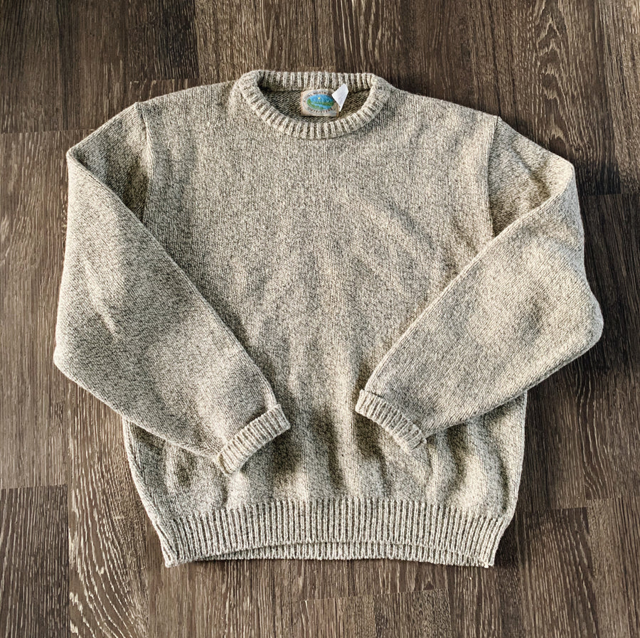 Vintage Royal North Mills Wool Sweater