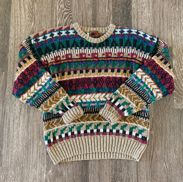 Vintage Boston Trader's Sweater