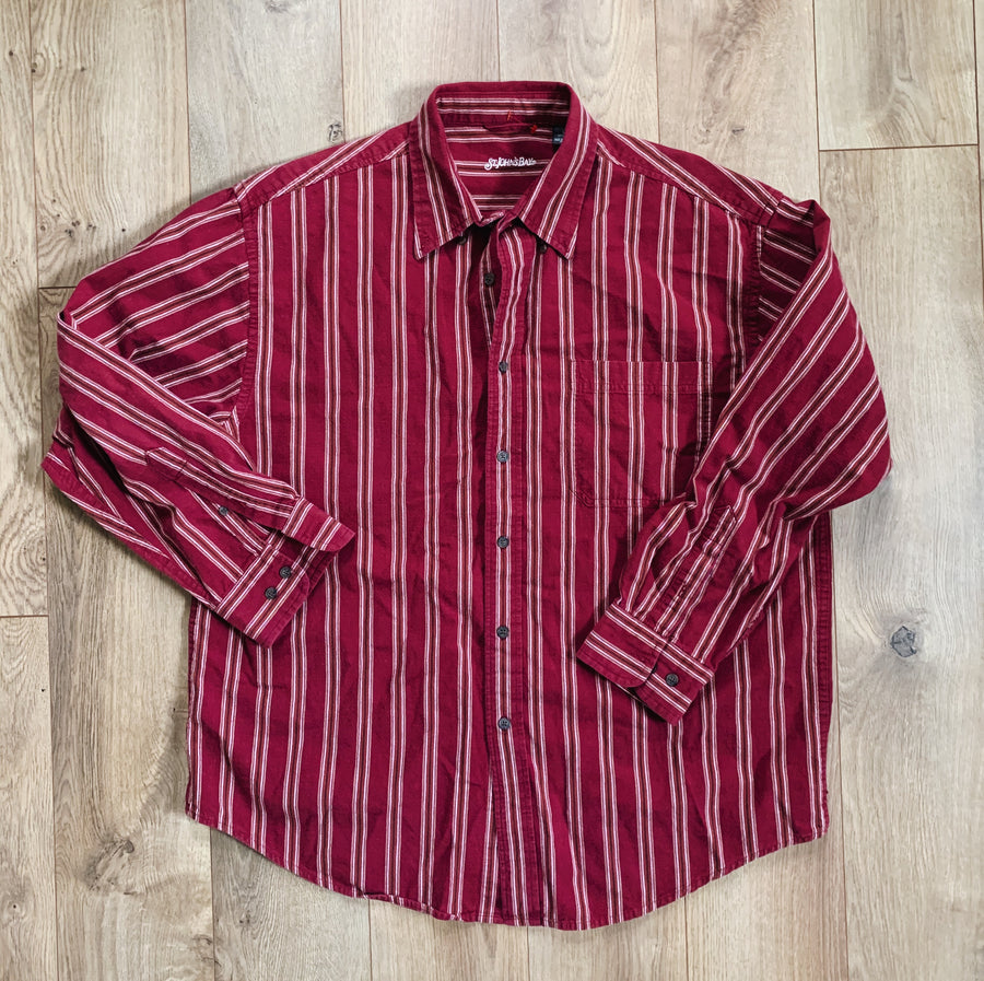 Vintage St. John's Bay Button-Up