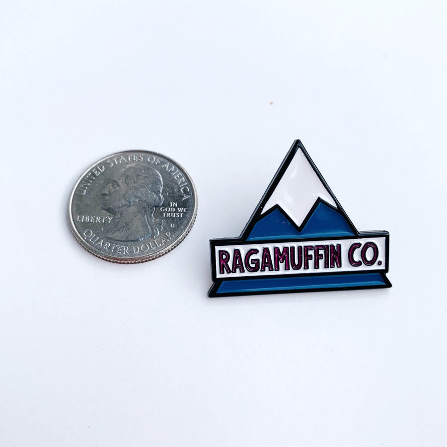 Mountain // Enamel Pin