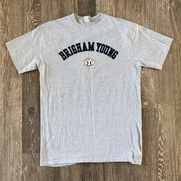 Vintage Embroidered BYU Tee
