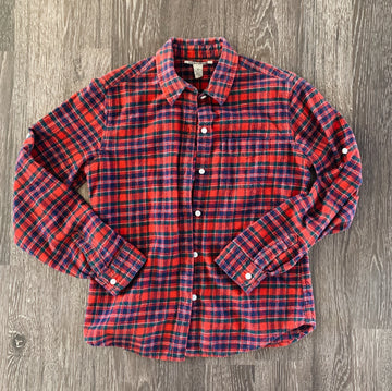Vintage Women's Lucky Brand Flannel