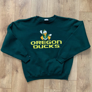 Vintage Oregon Ducks Crewneck