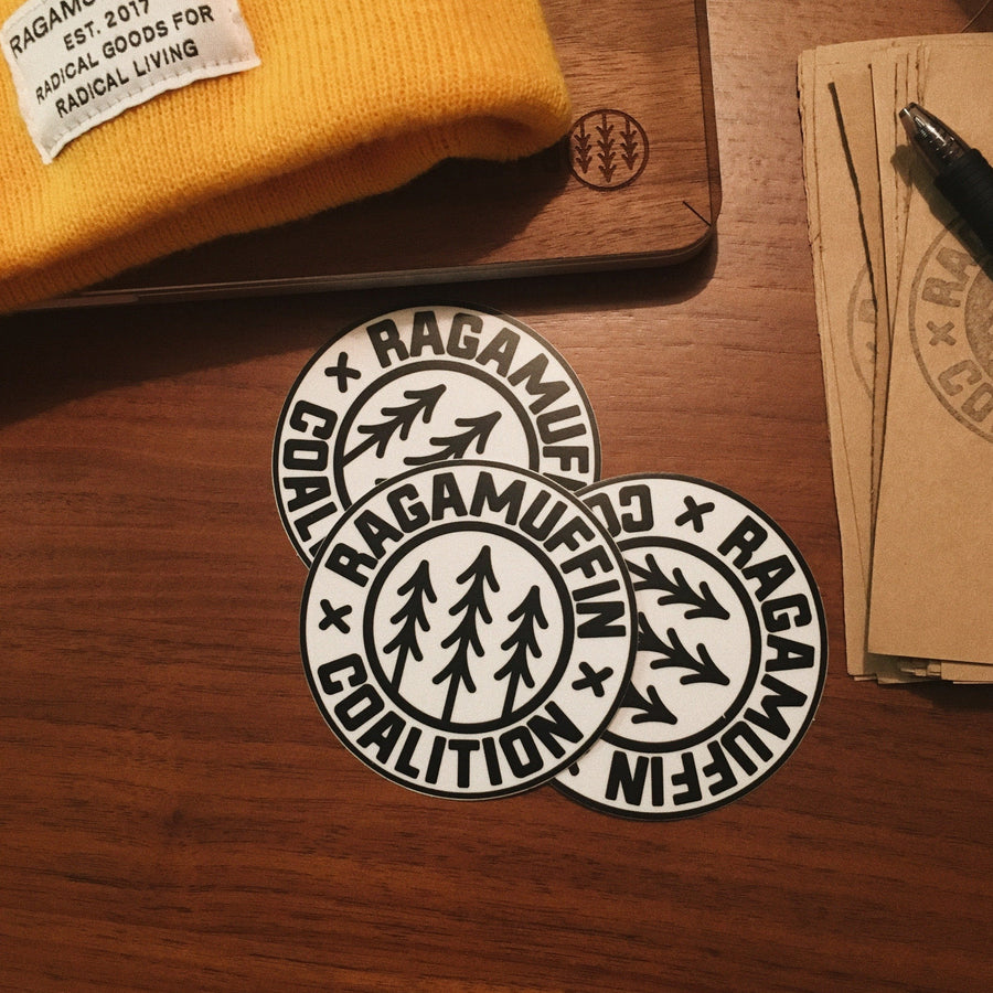 Logo Badge // Sticker