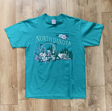 Vintage North Dakota Tee