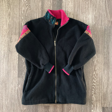 Vintage Women's Alps Fleece Jacket