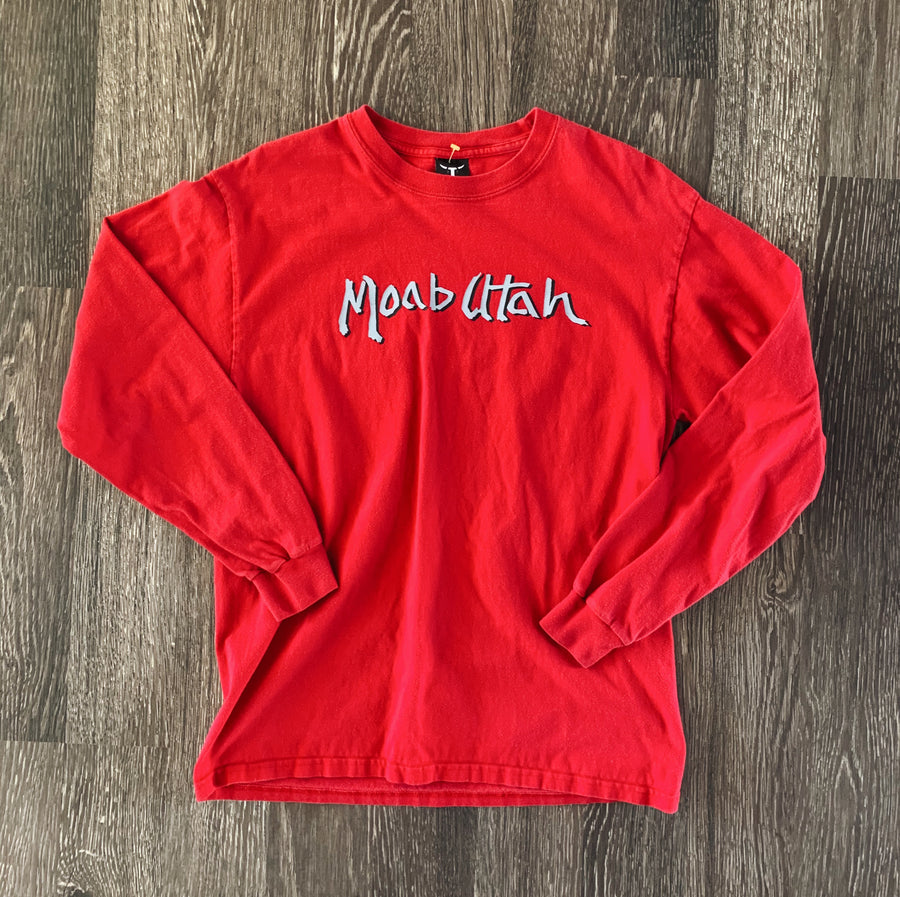 Vintage Moab Long Sleeve Tee